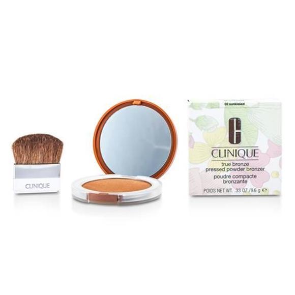 Picture of CLINIQUE by Clinique True Bronze Pressed Powder Bronzer - No. 02 Sunkissed --9.6g/0.33oz