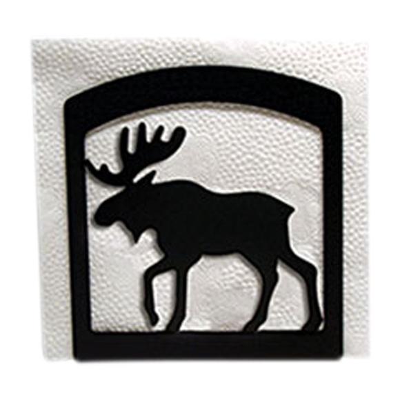 Picture of Moose - Napkin Holder