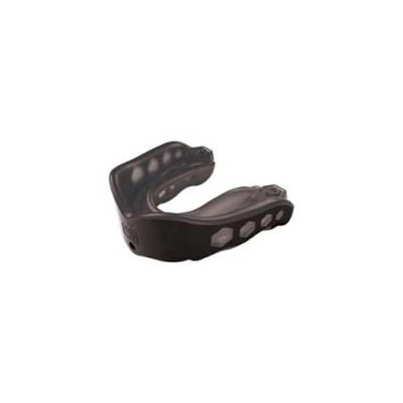 Picture of Gel Max Adult Conv Mouthguard-Black 48