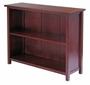 Picture of Milan Storage Shelf or Bookcase, 3-Tier, Long