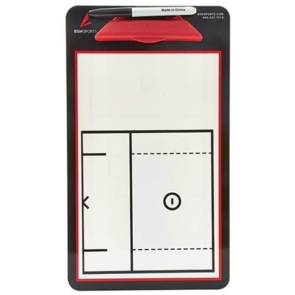 Picture of BSN Sports Double Sided Men's Lacrosse Coaching Board